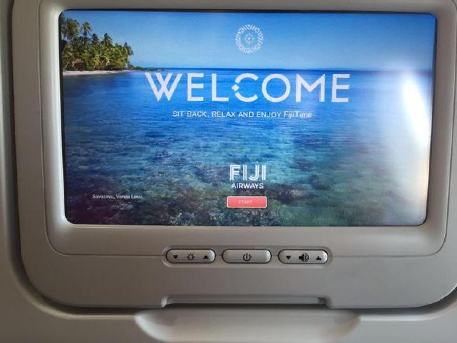 fiji airline